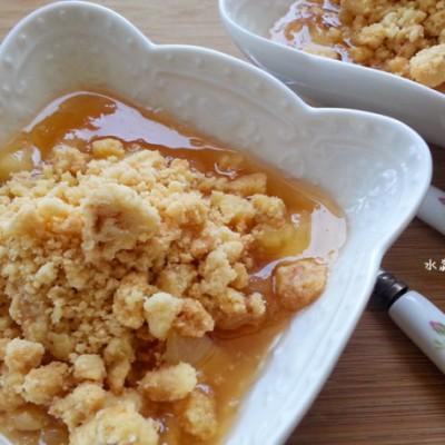 桃子黄油酥