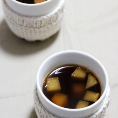 苹果蜂蜜红茶
