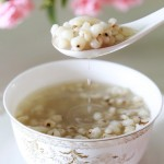 薏米百合糖水--秋冬降燥佳品