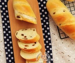 全麦葡萄干面包(中种)