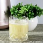 雪梨蓮藕汁--抗霧霾果汁