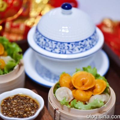 金元宝饺子--财源滚滚金玉满堂
