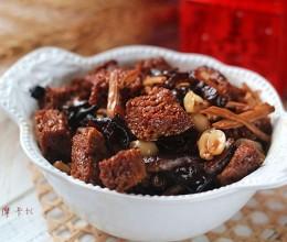 四喜烤麸-上海小菜