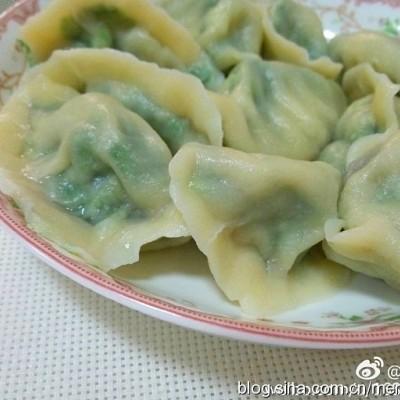 海参三鲜饺