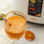 胡蘿卜蘋果汁--節后清腸胃減負擔