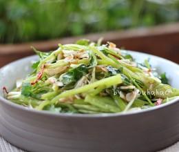 老虎菜--口感火爆助消化,还能补钙清肠胃