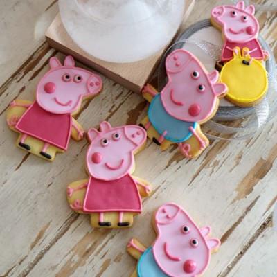 小猪佩琪饼干