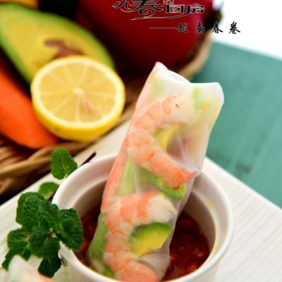 越南春卷--节后清脂必选菜