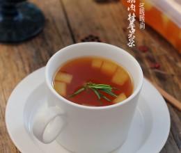 焦糖肉桂苹果茶--清肠刮油不伤胃越喝越瘦