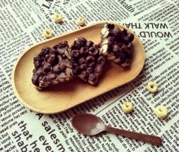 巧克力麦圈脆饼