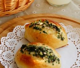 香葱小面包