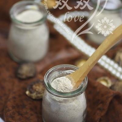 香菇粉--帮助宝宝生长发育提高免疫力的天然味精轻松做