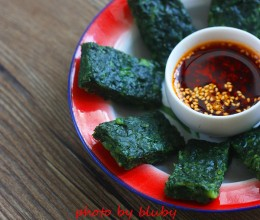 红薯叶菜糕——防癌解毒,提高免疫力