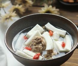 椰子炖鸡汤--女性专属的养颜汤