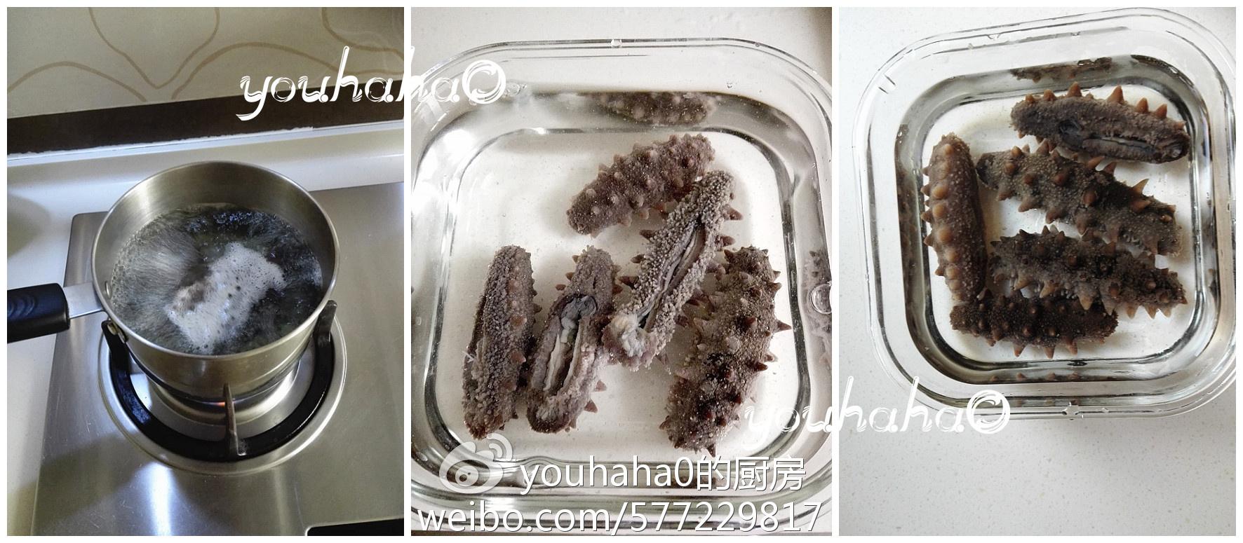 海参的功效与作用--葱烧海参