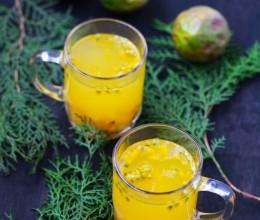 西番莲香梨果茶