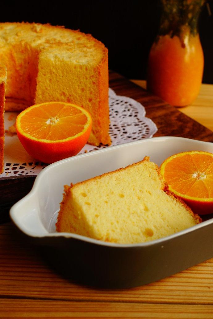 香橙酱、香橙酱戚风