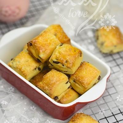 蜜豆小方--风靡朋友圈的快手小面包