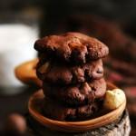 夏威夷果巧克力曲奇