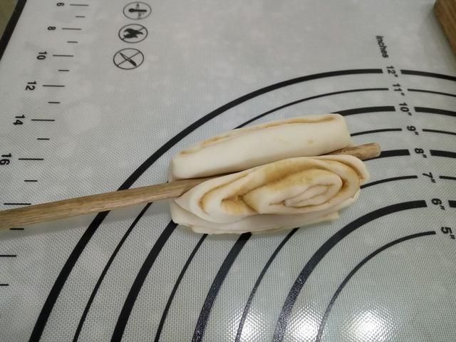 花生酱花卷