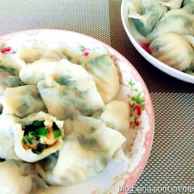 山苜楂海鲜饺