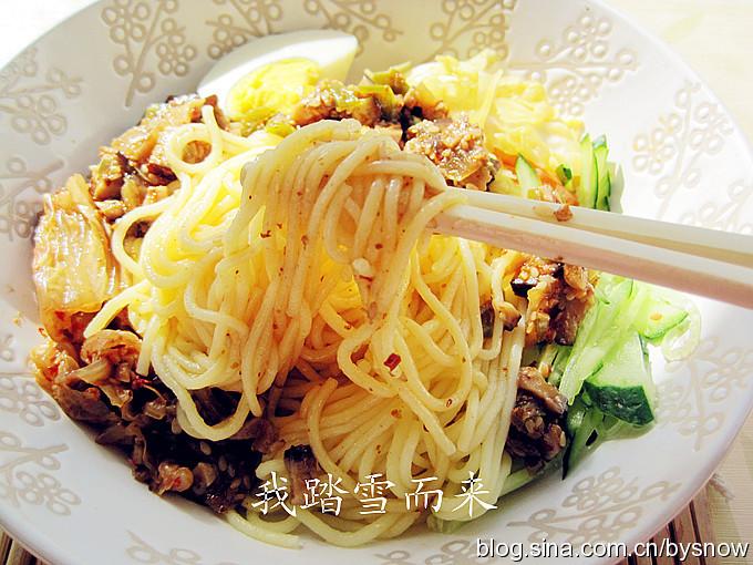 延吉玉米面条