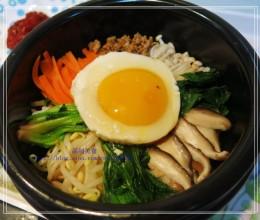时蔬石锅拌饭--朝鲜族美食