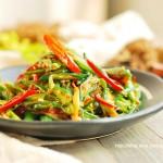 秋葵怎么做好吃--蚝油秋葵