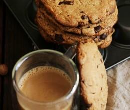 巧克力大cookie--美剧中神存在一样的曲奇