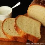 低脂全麦面包
