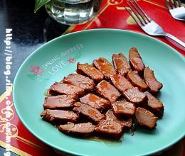 叉烧肉--电饭锅版的