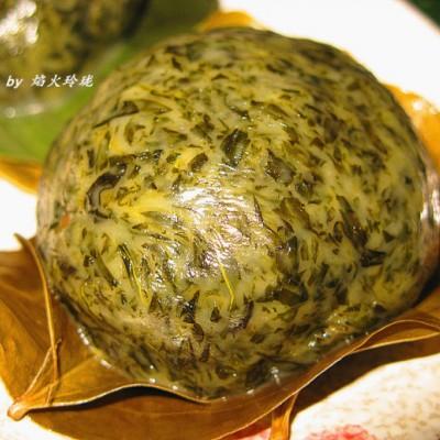 艾糍粑--清明节必吃的美味