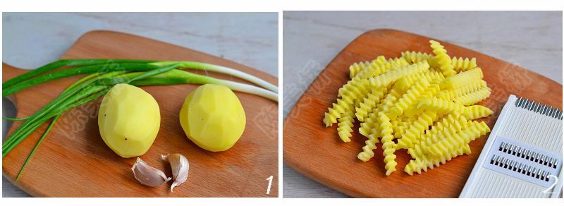 土豆怎么做好吃--狼牙土豆