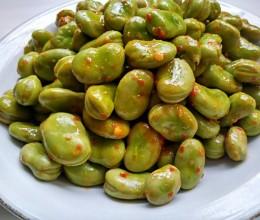 素炒青蚕豆