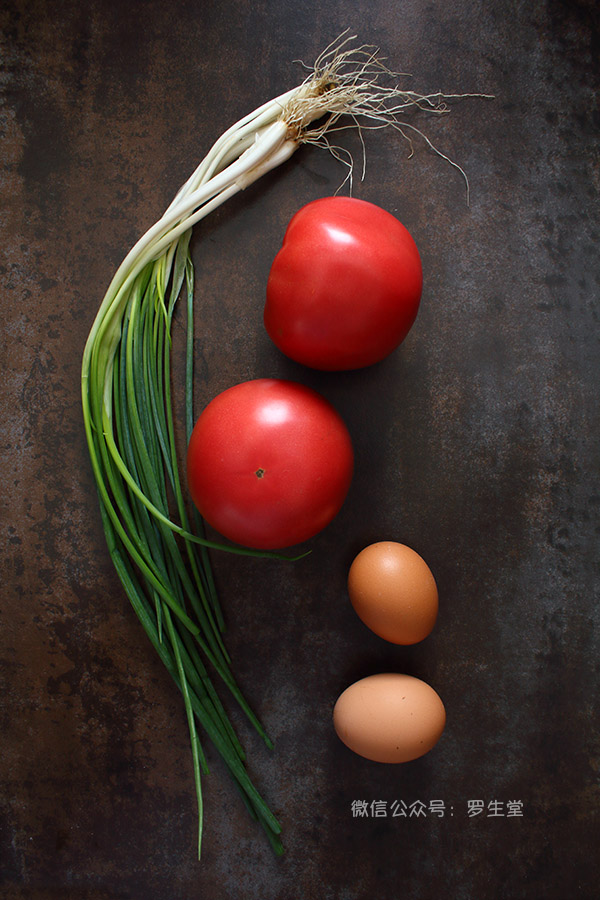 鸡蛋西红柿