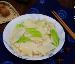 尖椒炒山药片