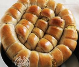 五谷椰蓉面包卷