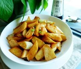 虾子茭白--淮扬府经典食春菜肴