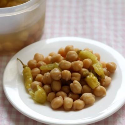 泡椒鹰嘴豆