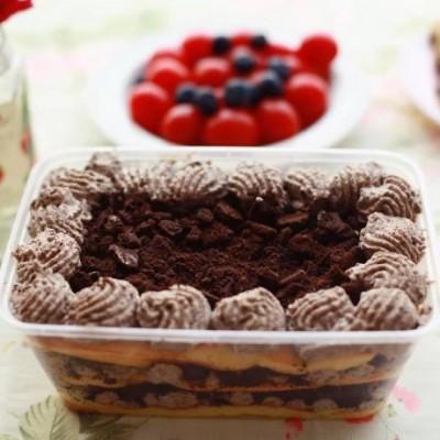 奥利奥盒子蛋糕