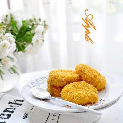 小朋友们最爱的土豆吃法:土豆可乐饼