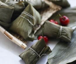 粽子的包法-龙舟粽