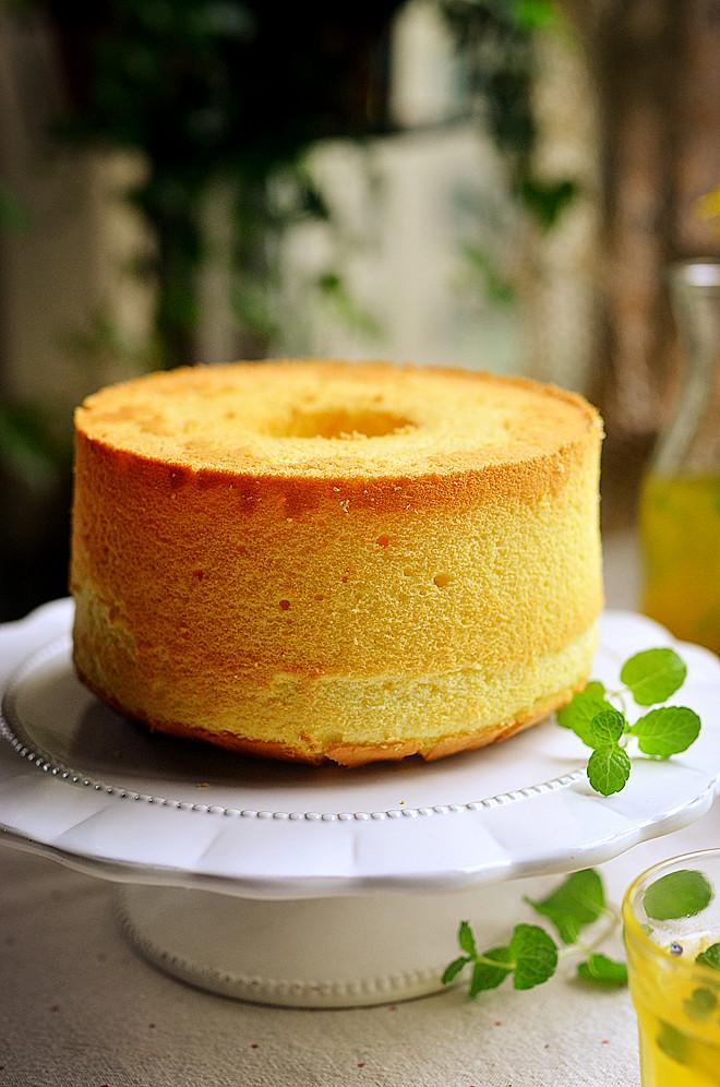 百香果戚风蛋糕--百变滋味随心做