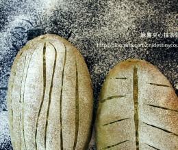 《Q弹松软的麻薯夹心抹茶软欧》