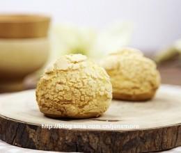 怎么烤出超好吃的酥皮大泡芙?
