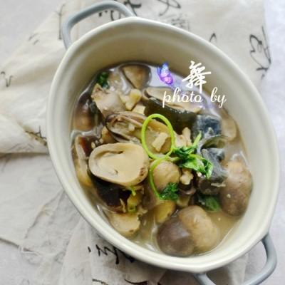 【上汤菌菇】营养鲜美做法简单的宴客菜