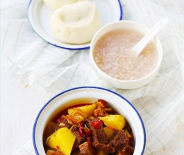 香辣过瘾的荆楚美味:公安牛肉炖土豆