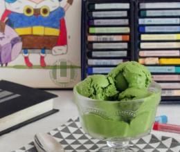 抹茶冰淇淋(无糖、全素版~)