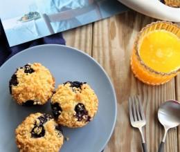 金宝顶蓝莓玛芬--蓝莓季不可错过的一款经典蛋糕