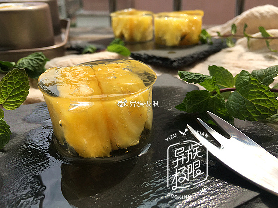 菠萝的10种吃法